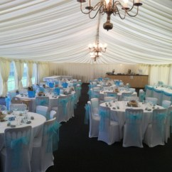 Wedding Chair Covers Cardiff White For Sale Uk Gallery Dyffryn Springs Marquee Venue