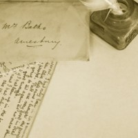 Emma Darwin Writes Love Letter For Him Charles Darwin
