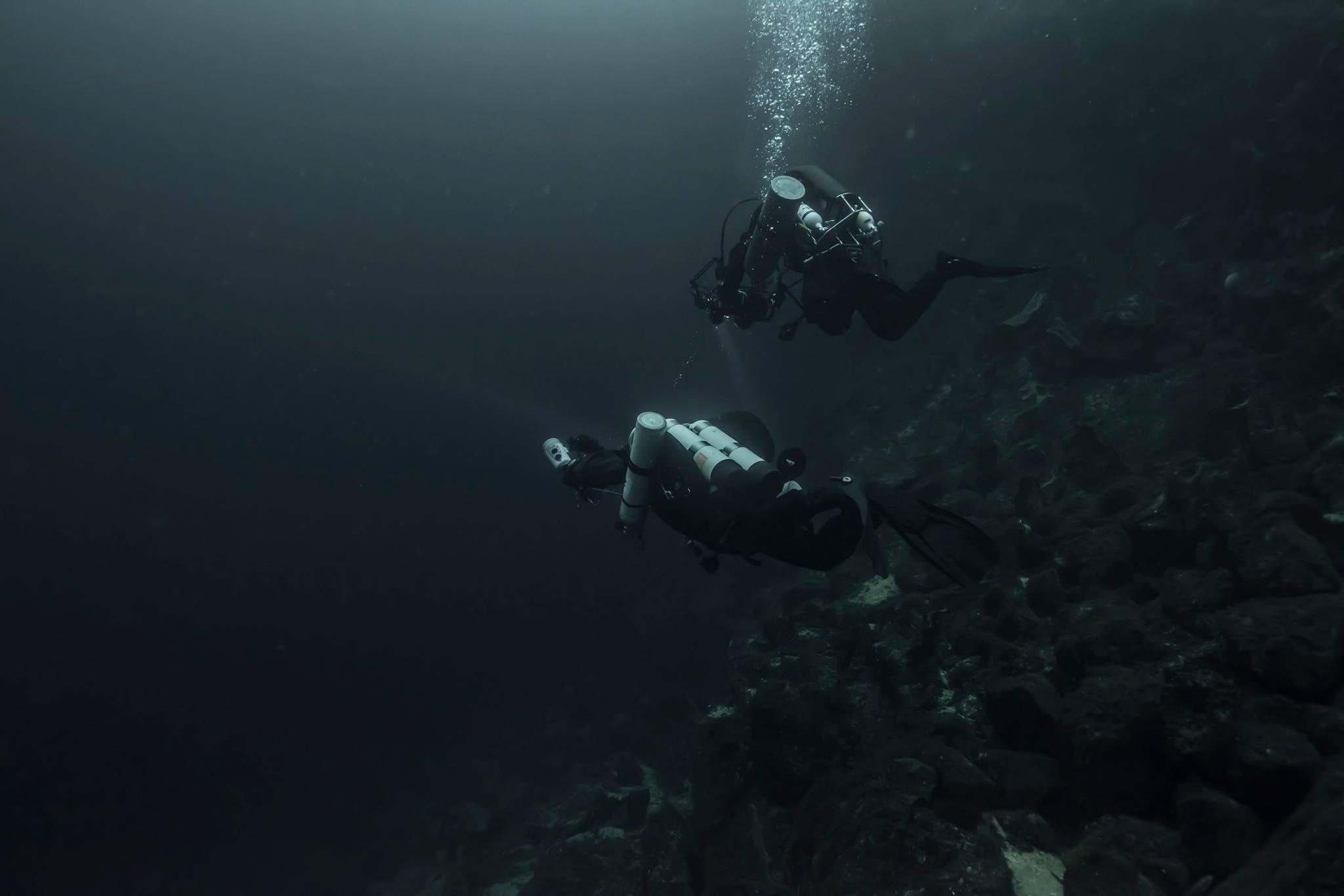 Dykeriet - Dive Tustna