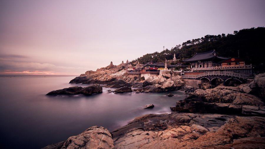 Haedongyonggungsa - South Korea - Long Exposure Photography