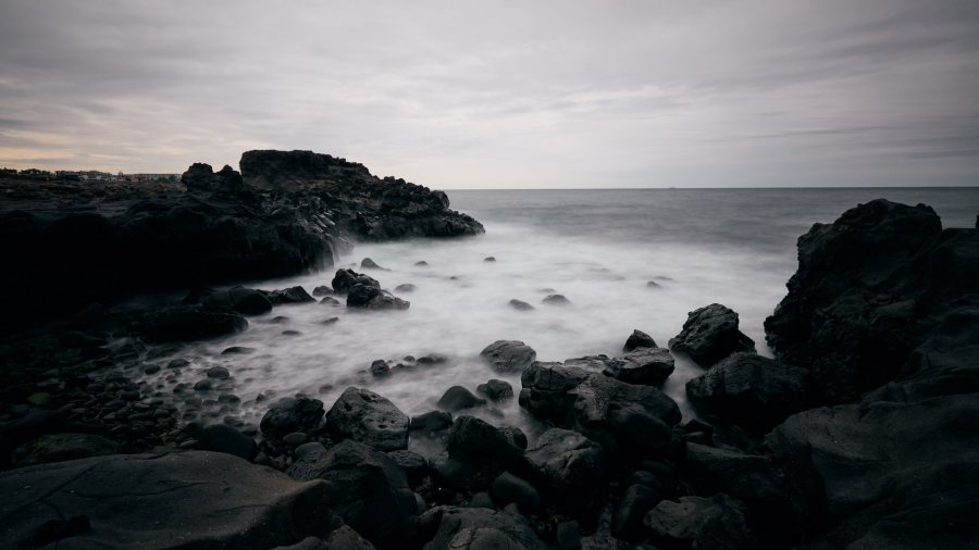 Jeju Island - South Korea - Long Exposure Photography