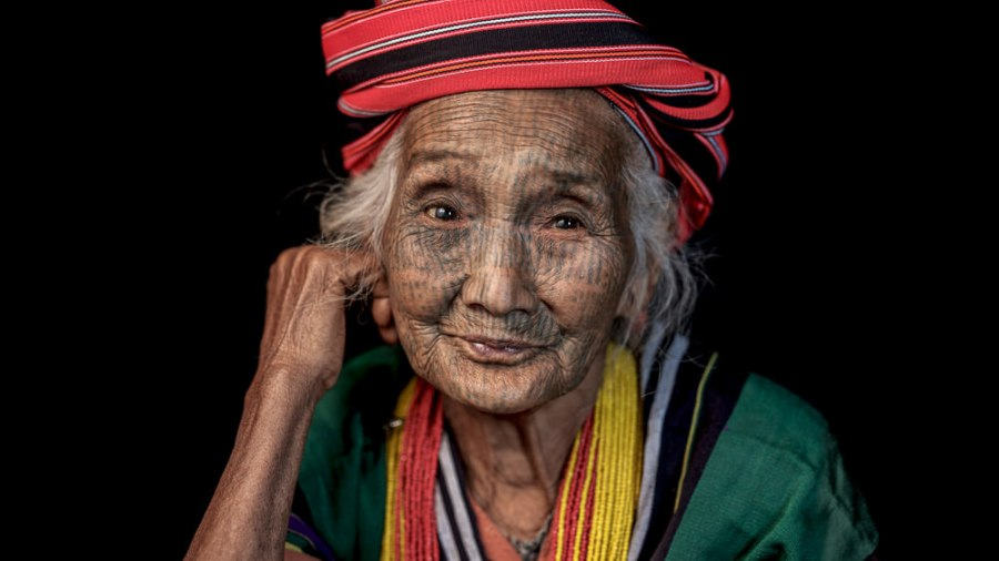 Yindu Chin Tattoo