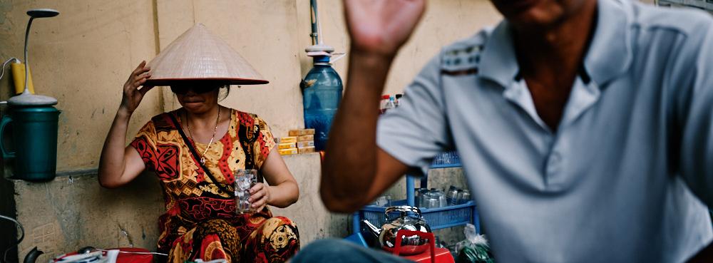 Hanoi Old Quarter - Coffee