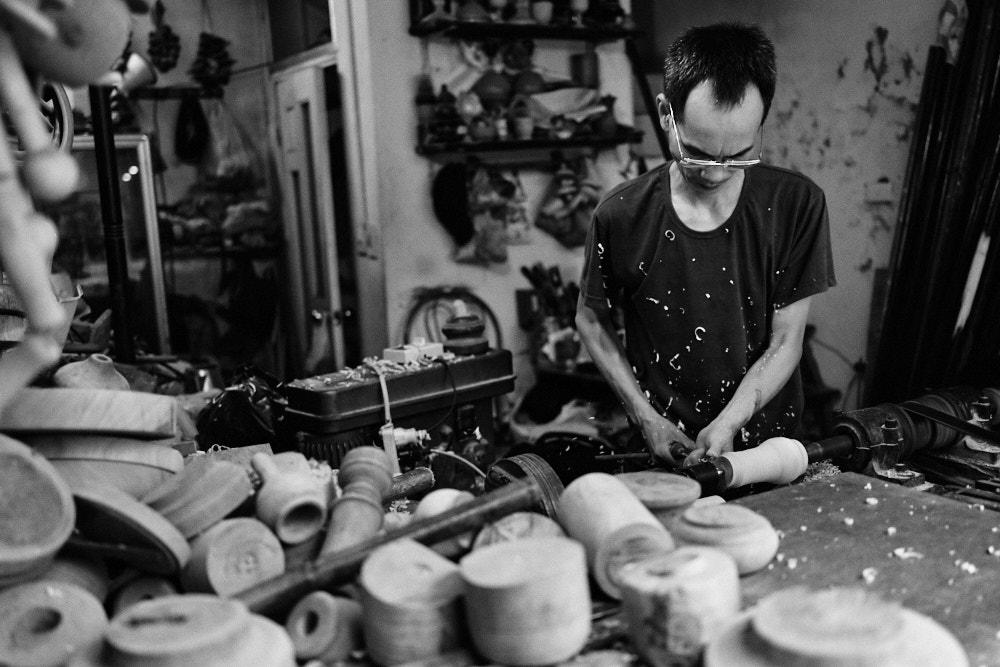Le Dinh Thang - Old Quarter Woodturner
