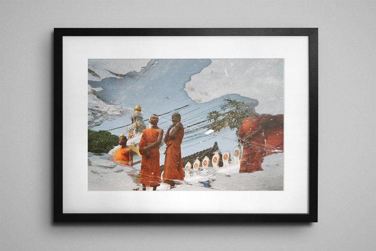 Novice Monks, Laos