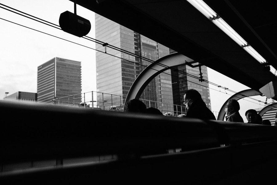 Waiting - Tokyo Trains