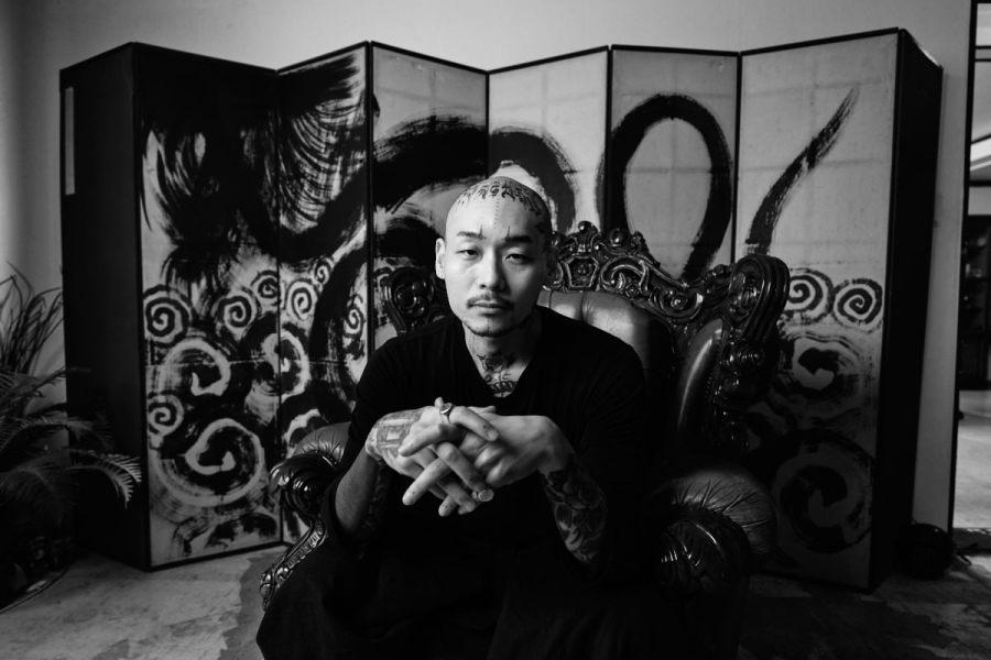 Portrait of Tattoer Apro Lee