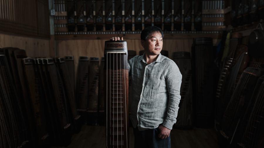 Korean Instrument Maker