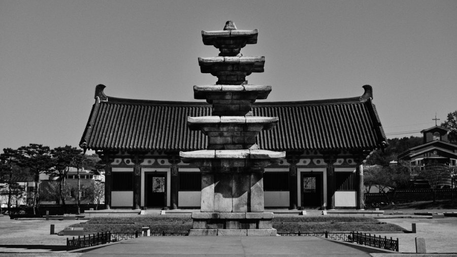 Geumgang Cycling Path - Jeongnimsa Pagoda