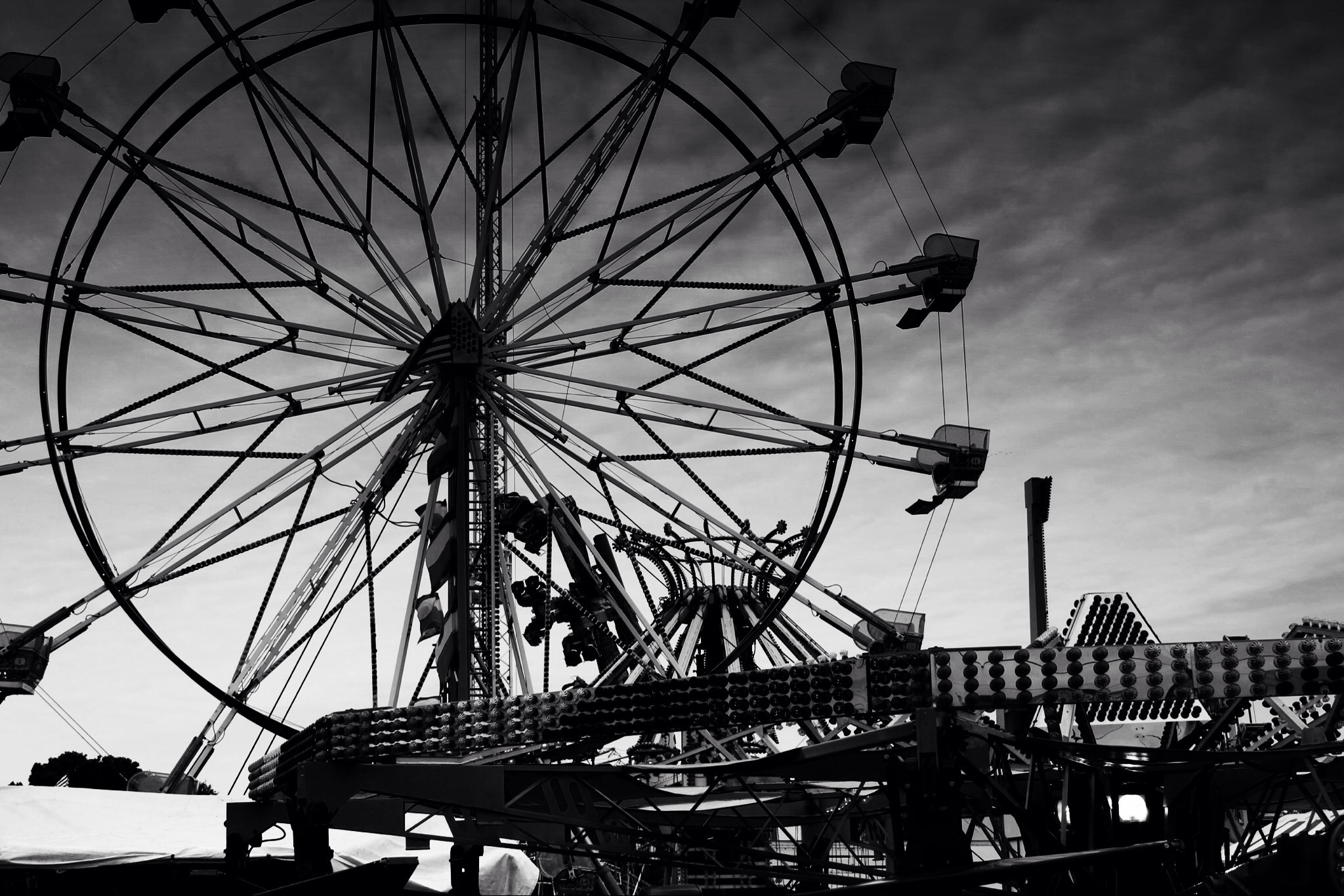 Florida Strawberry Festival… Noir