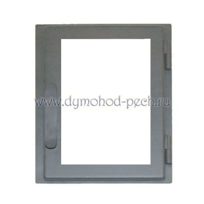 Дверь каминная от группы Мета ДП285-1С