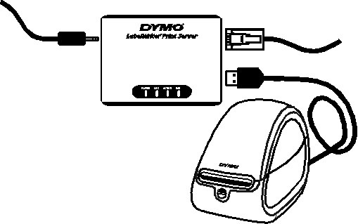 Dymo Labelwriter Print Server Manual