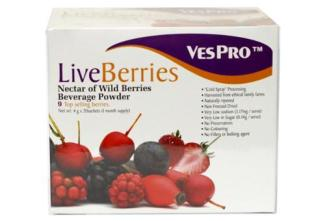 Vespro liveberries