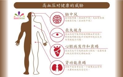 高血压的危险因素及控制它的简单步骤