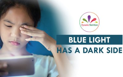 Blue Light Has a Dark Side