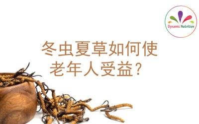 冬虫夏草如何使老年人受益?
