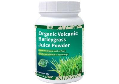 Organic Volcanic Barleygrass Juice Powder