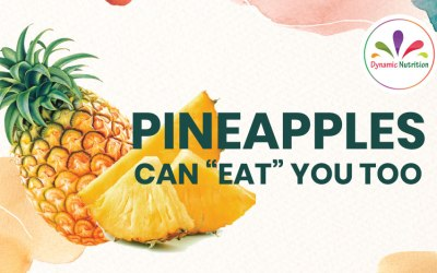 """Pineapples Can """"Eat"""" You Too"""