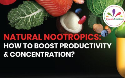 Natural Nootropics: How To Boost Productivity & Concentration?