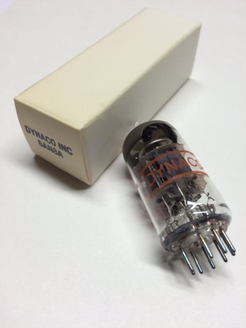 Dynaco 6AN8A tube