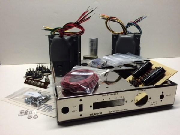 Dynaco MK III 70V Kit