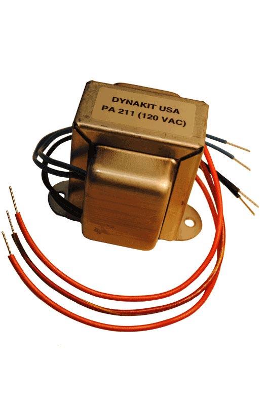 PA 211 (PAS) Power XFMR