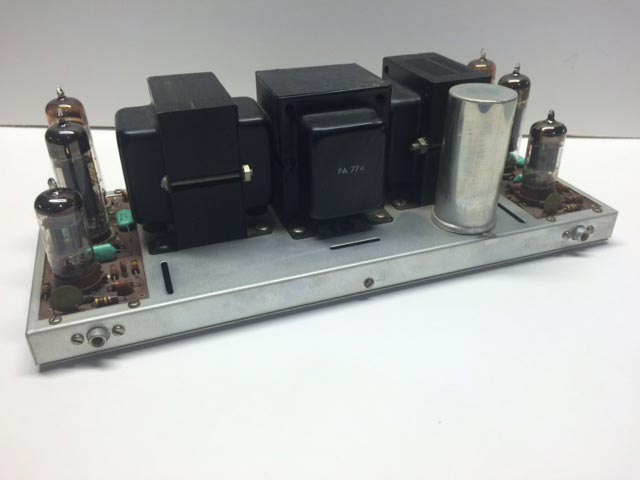 ST-35 Pre-Owned Amplifier (120) Vac