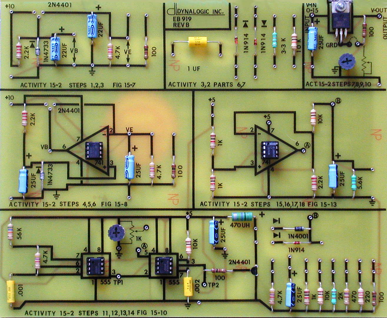 Audio Electronic Circuits Tv Schematics Audio