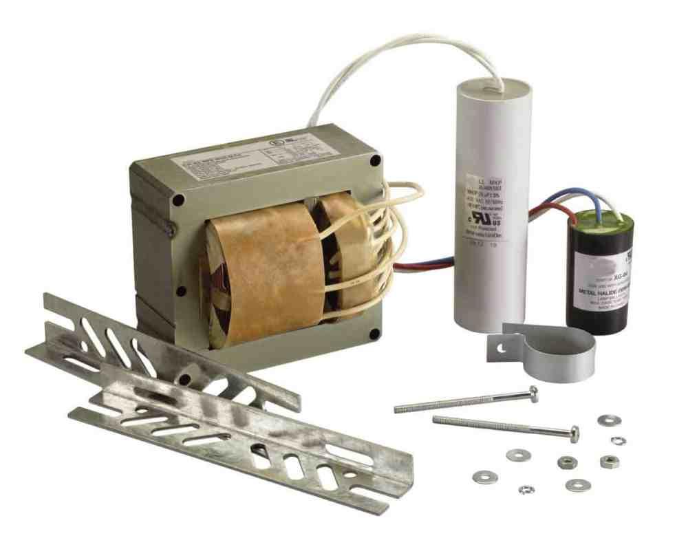 medium resolution of how to install a hid ballast rh dynamicballast com high pressure sodium ballast wiring diagram metal halide wiring schematic