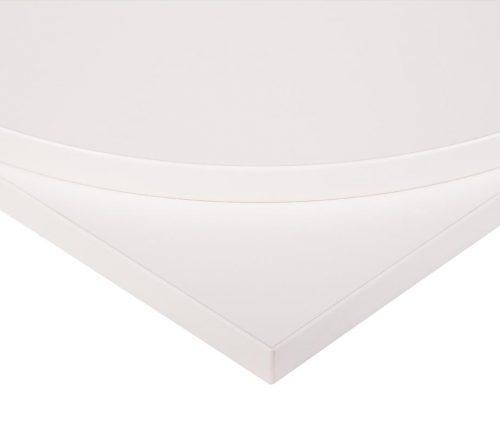 laminate white table top, restaurant furniture, coffee shop furniture, bar furniture