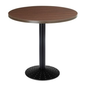 Solitaire small dining table base