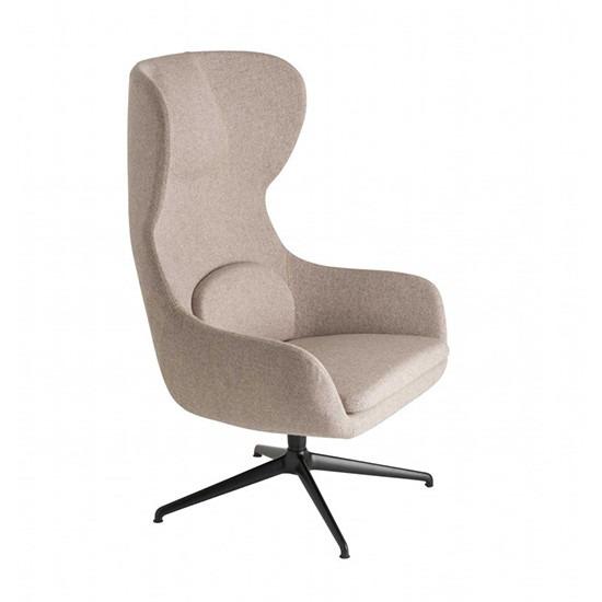 Sensational Myra Swivel Lounge Chair Dynamic Contract Furniture Hotel Furniture Ibusinesslaw Wood Chair Design Ideas Ibusinesslaworg