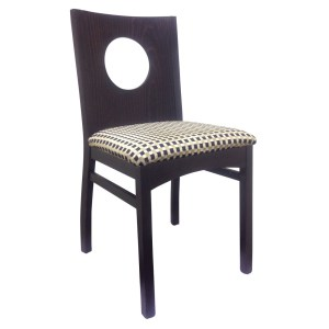 ring side chair, contract furniture, restaurant furniture