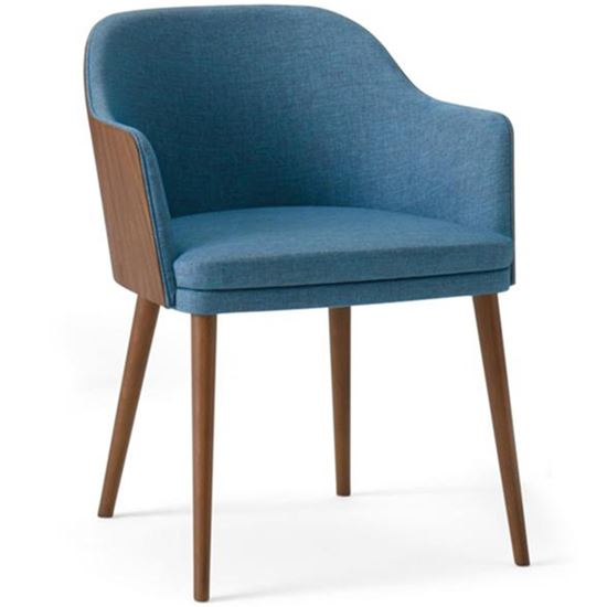 ava armchair, hotel furniture, restaurant furniture, contract furniture, armchair