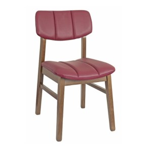 bedford burgundy side chair, restaurant furniture, stock chairs, contract furniture
