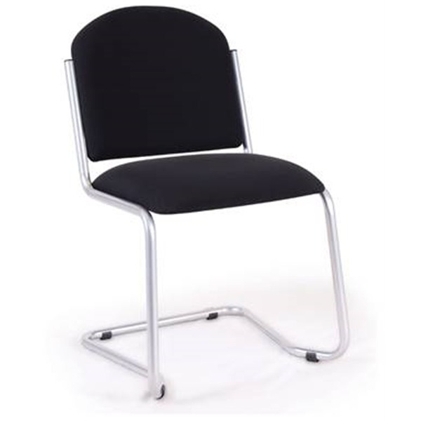 city cantilever side chair, stacking chairs, hotel furniture, workplace furniture, contract furniture