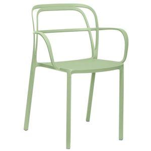 intrigo armchair, pedrali, armchairs, restaurant furniture, workplace furniture