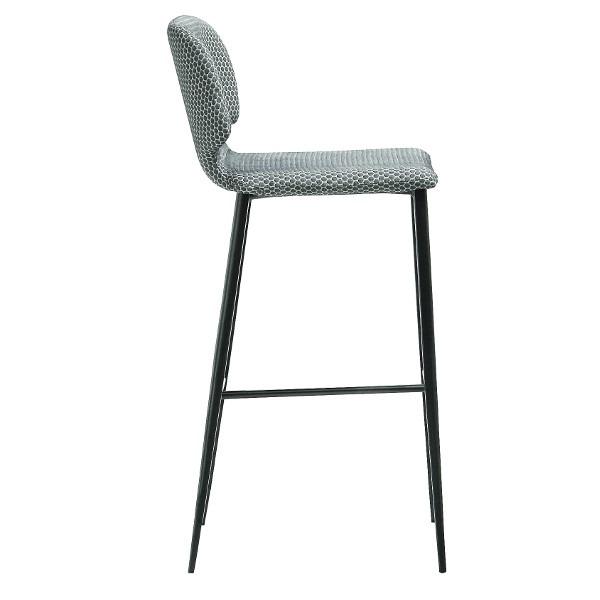 wrap barstool, barstools, contract furniture, restaurant furniture, hotel furniture