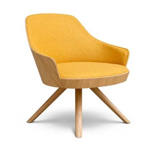 kaiak asp lounge chair, workplace furniture, hotel furniture, lounge chair, contract furniture, office furniture