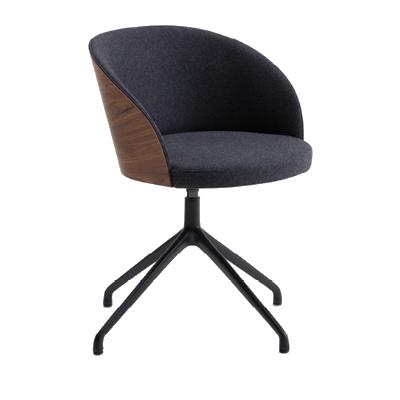 marilyn w desk chair, bar furniture, restaurant furniture, hotel furniture, workplace furniture, contract furniture, office furniture