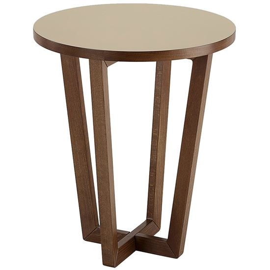 ramis side table, table bases, contract furniture, restaurant furniture, hotel furniture