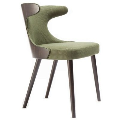 wave side chair, bar furniture, restaurant furniture, hotel furniture, workplace furniture, contract furniture