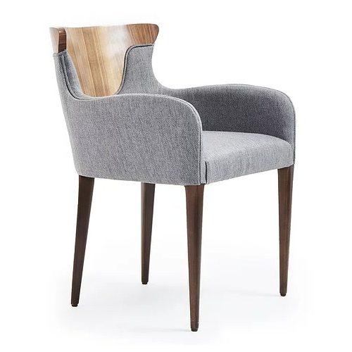 cross armchair, bar furniture, restaurant furniture, hotel furniture, workplace furniture, contract furniture