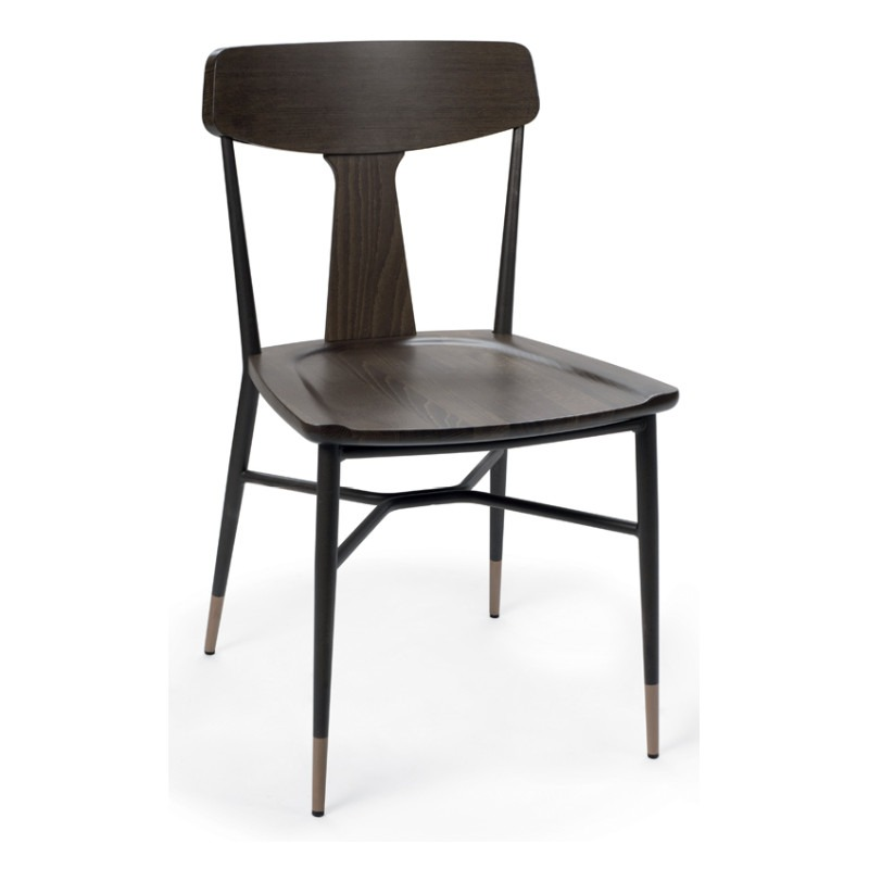 naika 2 side chair, bar furniture, restaurant furniture, hotel furniture, workplace furniture, contract furniture