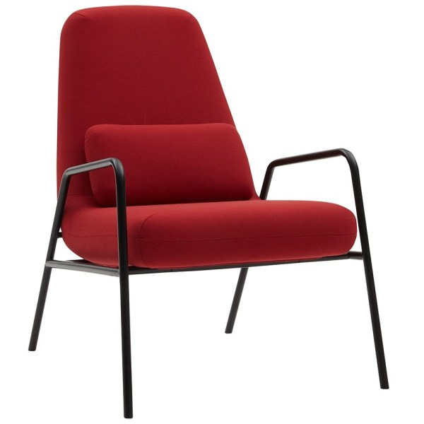 nola lounge chair, workplace furniture, hotel reception furniture, office furniture