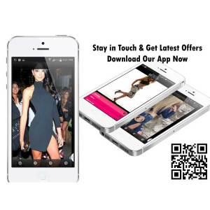 fashion shop mobile app