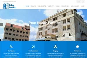 Bekaa Hospital website