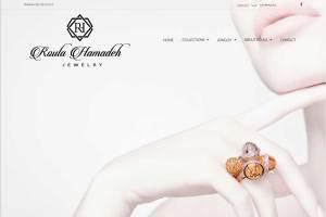 Roula Hamadeh Jewelry lebanon