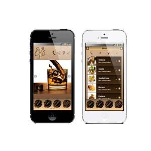 Resto cafe mobile apps