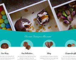 Pralino chocolates website in Lebanon
